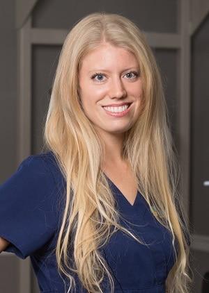 Assistant Manager Emily Engelsdorfer